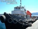Tugboat Built 1959 (Rebuilt 2004)