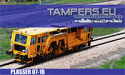 Used tamping machine Plasser 07-16 (gauge: 1067 mm) for Sale