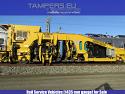 Подбивна жп машина Plasser&Theurer GRM 3000 2012 за Продажба