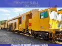 Подбивна ж.п. машина Plasser UNIMAT 09-16/4S (Производство 1999 година, междурелсие 1000 mm) за Продажба