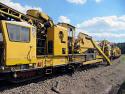 Plasser Пресевна машина ZRM 79+MFSD40 {1435 mm жп релсие} под Наем в Чехия (Европа)