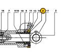 REM.W37.1294 (W37.1294) Cover (Replace Plasser W37.1294)