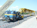 USED 2006 year Railway Track-Laying Crane PKP 25/20i (TATRA tractor included) for Sale  - Broad Gauge Track: 1435 mm