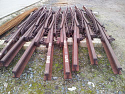 New S49 Railroad switch {without sleepers} for Sale