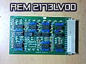 REM-2173LV-00 (EK-2173LV-00) PR.Circuit board cpl. {Replace Plasser EK-2173LV-00}