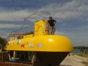 Used Diesel-electric Tourist Semi submarine {12 person} for Sale
