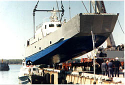 LCU Air-Cavity Landing Craft - Project 11770 Serna {1995 building, Demilitarized} for Sale
