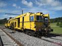 Plasser Подбивна жп машина Tamper Unimat 09-16/4S {1435 mm жп релсие} под Наем в Чехия (Европа)