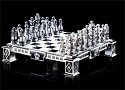 Unique chess {Gold and Diamonds} WEIGHT: GOLD 585 2090.93 g.