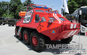A.R.V.=Amphibian Rescue Vehicle {BTR-60, Civil modification 2016 year} for Sale
