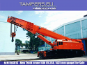 REM Rs601C - New Track crane 160t (EC,ISO,SGS,1435 mm gauge) for Sale {I generation}