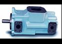 REM.HY806X38.14LI Double pump (Replace Plasser HY806X38.14LI)