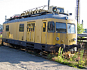MAINTENANCE RAIL CAR 701-1962 year FOR SALE