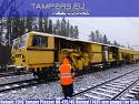 След кап. ремонт 2016 Универсална Подбивна ж.п. машина Plasser 08-475/4S Unimat за Продажба