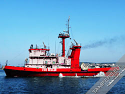 NEW Tugboat And Fire Rescue Ship  {class A, 38 m, project 008 - Demilitarized} for Sale