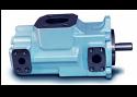REM.HY806X38.14RE Double pump (Replace Plasser HY806X38.14RE)