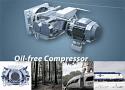 REM-8.181.2.321.055.9 Oil free compressor (Replace OEM VV180T or 8.181.2.321.055.9)