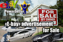 The publication «E-bay» ADVERTISEMENT for Sale