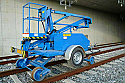 NEW ER1 Rail/Road Access Platform