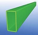RHS rectangular hollow section REMsu126.10208.16 (Replace Plasser SU126.10208)