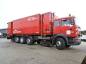 MAN F2000 Container-workshop / Maintinance truck -1999 year for Sale