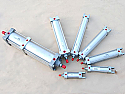 REM.PN2Z-F.35/12/50 Pneum. cylinder (Replace Plasser PN2Z-F.35/12/50)