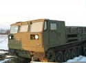 Medium artillery tractor - ATS-59G {Demilitarized} for Sale