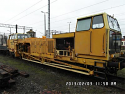 Universal tamping machine for track and switches Matisa 1983  (16 tamping tools)