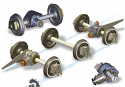 REM.WN02-150.210.2.1524-2 Drive Axle Assembly Unimat (Rempalce Plasser WN02-150.210.2.1524-2)