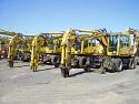 Rail/Road excavator ATLAS {4 PCT, 1992-2004} for Sale