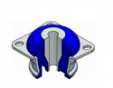 REM.571801313-50SH Cone Bearing (Replace Plasser 571801313-50SH)
