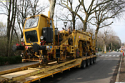 USED 199X year Universal tamping machine for track and switches Plasser 08-275 ** for Sale