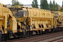 Plasser Conveyor and Hopper Cars MFS 40 - 1435 gauge