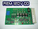 REM-120V-00 (EK-120V-00) Pr. Circuit board cpl. (Replace Plasser EK-120V-00)