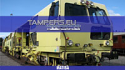 Universal tamping machine for track and switches MATISA for Sale