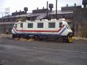 Пътеизмерител EM-80 Plasser 1982 година