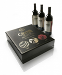 Gift sets limited edition red wine Tenuta Degli Dei Cavalli - 3 bottles of 0.75 l vintages 2005, 2006, 2007