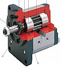 REMsu126.10114.1.73.2 Gear Motors (Replace Plasser SU126.10114.1.73.2)