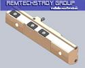 REM Die REM.K900A.50.02.000 (UIC60) (Replace Plasser K900A.50.02.000 )