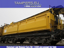 Conveyor and Hopper Cars 50 t {model 2, 1960-1965 year production, 5 units, 1435 gauge } for Sale {Access only for registered customers}
