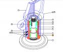 REM.CU150.2403 Tube  (Replace Plasser CU150.2403)