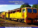 Universal tamping machine Plasser UNIMAT 09-16/4S (Production 1999 year, Gauge 1435 mm) for Sale
