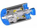 REM.TM-500 Мотор-Барабан  (Заменя TM-500, ТМ-500 за СЧ-600/СЧ-601)