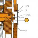 REM.CU20.1141 (CU20.1141) Cover (Replace Plasser CU20.1141)