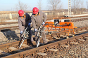 REM.D4 New ISO Certificated Internal Combustion Soft Shaft Rail Tamping Machine (Dual Power)
