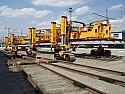 REBUILT 2012 year Railway Track-Laying Crane TL-70