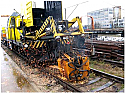 REBUILT 2012 year Self-propelled Rail-Welding Machine PRMS-4