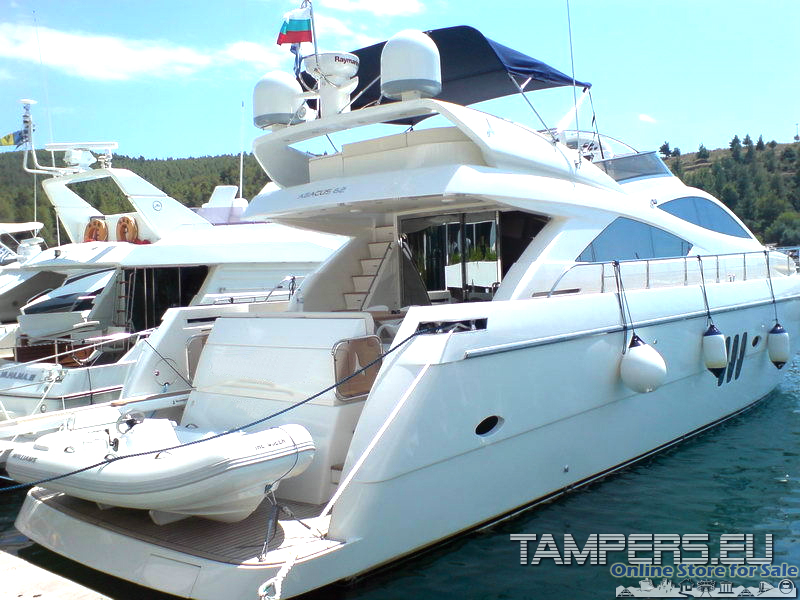 Luxury motor yacht abacus 62 2008 for sale searching for Luxury motor yachts for sale